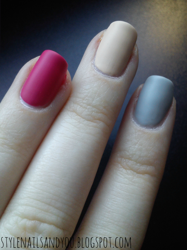 Tri Color Nails : color, nails, Tri-color, Nails, StyleNailsAndYou, Nailpolis:, Museum