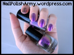 Shaka-Chameleon-CH2-Purple-dupe-Debby-Colorplay-Chameleon-231-swatches