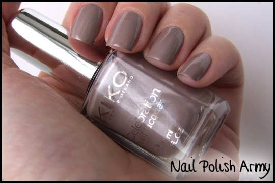Kiko-celebration-nail-lacquer-colours-in-the-world-smalto-426-satin-taupe-LE