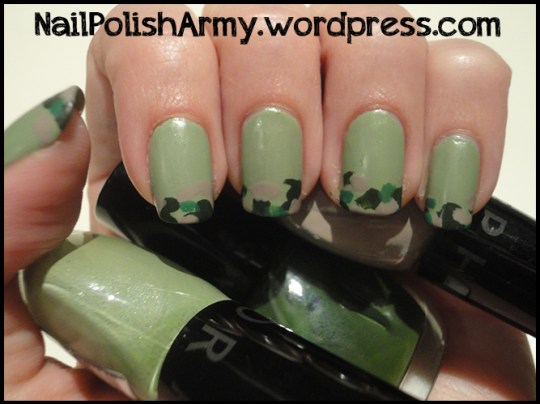 The-Rainbow-Ladies-green-sephora-camouglage-nails