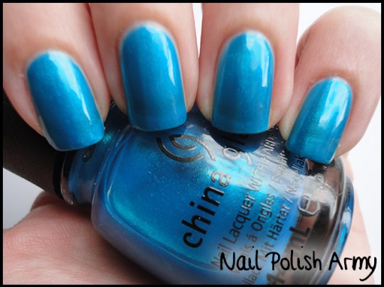 China Glaze 72033 Sexy In The City (553)