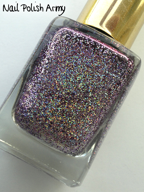 Ruby-Wing-Festival-colour-changing-nail-polish-holo-glitter-indoors