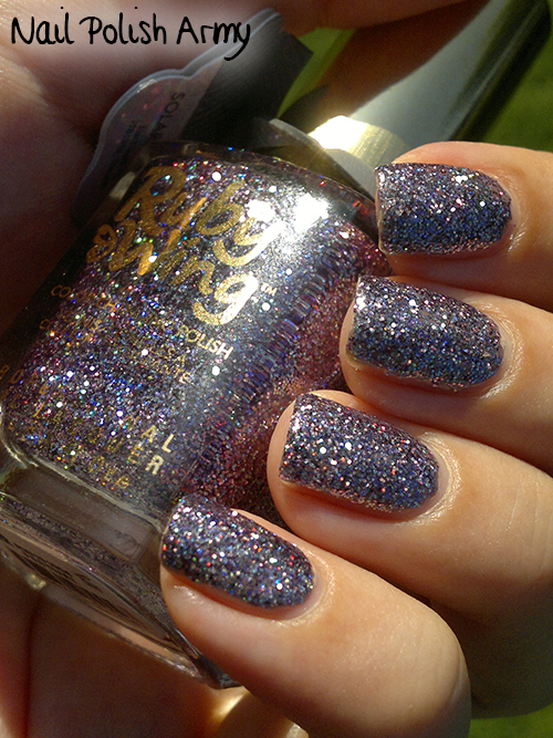 Ruby-Wing-Festival-colour-changing-nail-polish-holo-glitter-outside-sunlight