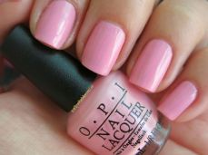 nailpolishlove.me un blog mexicano dedicado al nail art, couture de minnie, nail art, swatches, Chic from Ears to Tail, OPI, uñas, esmaltes, rosa, Minnie Style