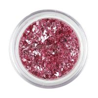 Glitter flakes small - old pink | NAILS ESHOP