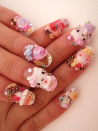 Japanese Nail Art | nails10