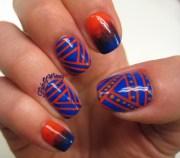orange nails nails10