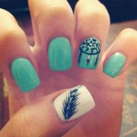 Dorable Short Square Acrylic Nails Designs Pictures - Nail ...