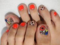 Toe Nail Art | nails10