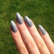 glitter nails nails10