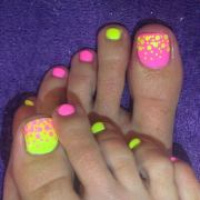 toe nail art nails10
