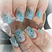 winter nails nails10