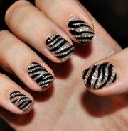 animal print nails nails10
