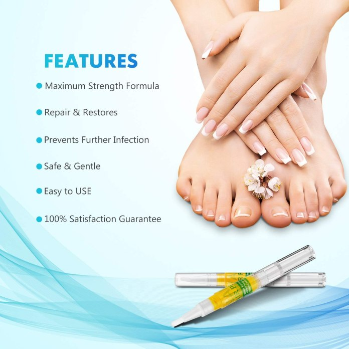 Onychomycosis Nail Care Solution