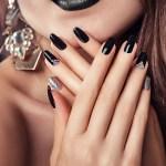 Black Nail Designs Inspiration
