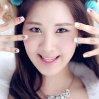 Kpop Nail Art   TTS Seohyun 'Twinkle' Inspired Nails