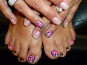 pedicure nails cindy panagiotou