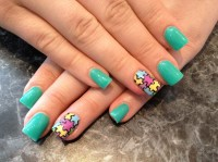 full-color | Nails By Cindy Panagiotou