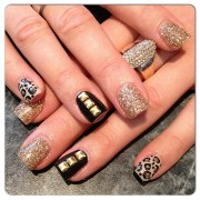 animal print nails cindy panagiotou