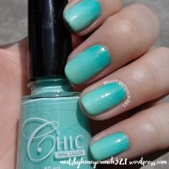 blue green ombre 4