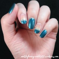 BornPrettyStore Elegant Lace Nail Art Stickers Review ...
