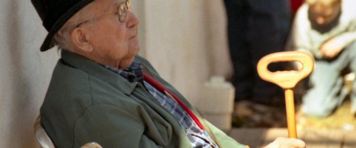 Senior Adults are vital to Youth Ministry
