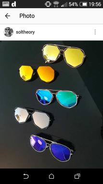 September Sunglasses! X