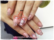 nail extensions overlay infills