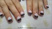 spiderweb chandelier nails