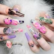 strangest and weirdest nails
