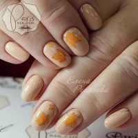 Fall/Autumn Leaves Nail Art 2018 | NAILSPIRATION