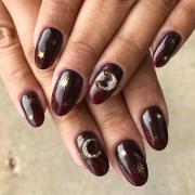 burgundy nails nailspiration