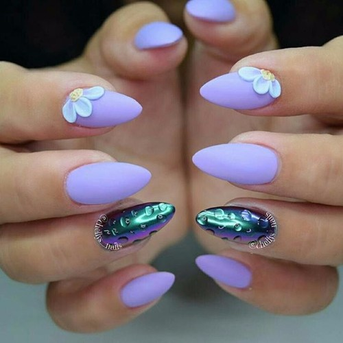 50 Prom Nails Ideas for Graduation