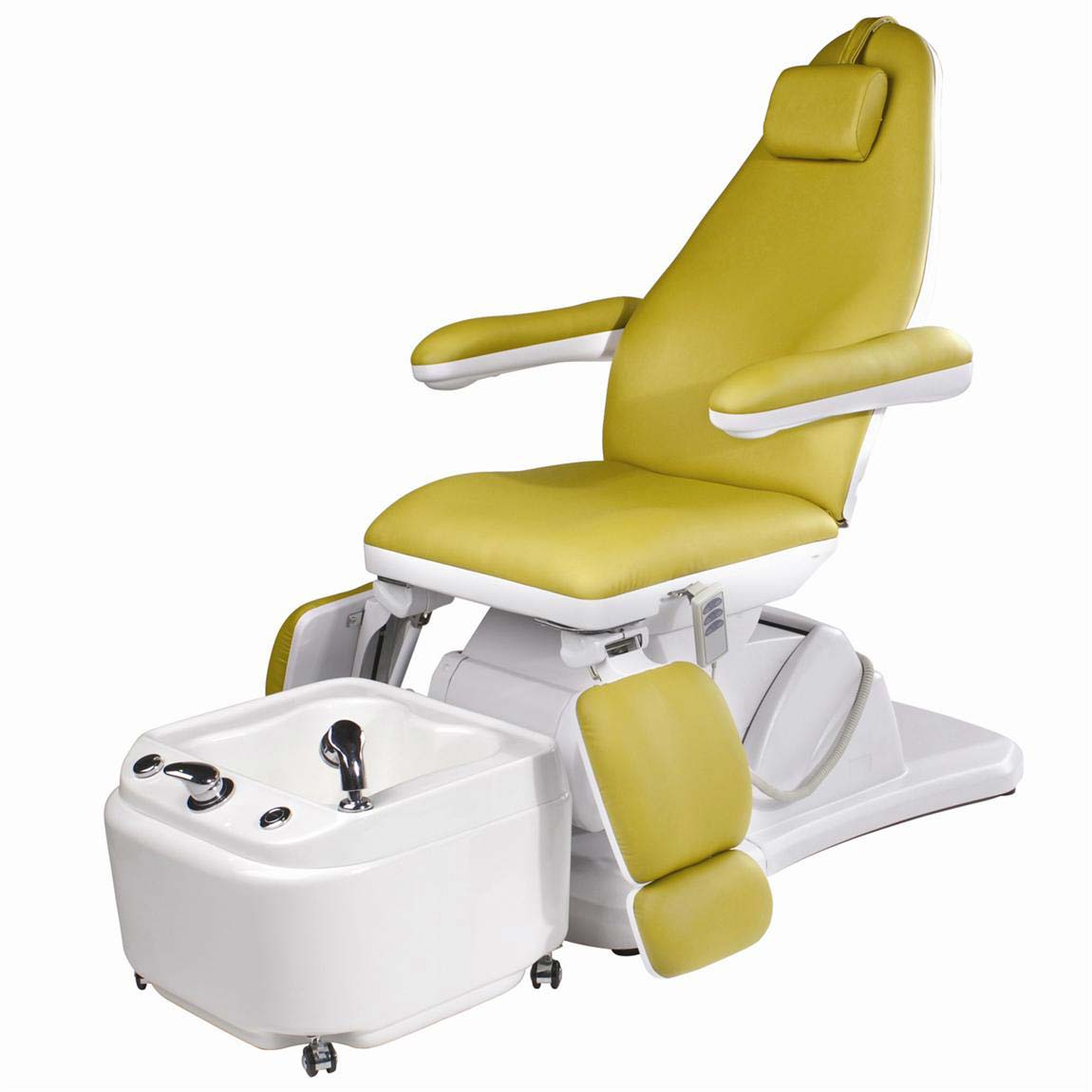 Pedicure Chairs No Plumbing Needed Eurostyle Portable Pedicure Spa With Electric Beauty Chair