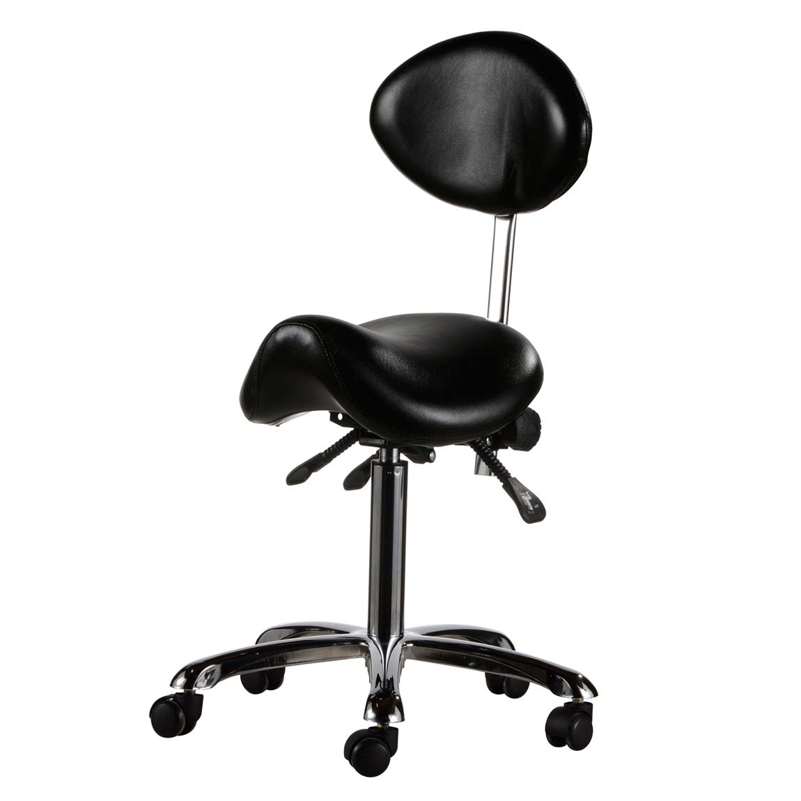 Saddle Chairs Eurostyle Saddle Chair For Nail Technician Ultimate