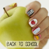Back to School Nails | Nail That Accent