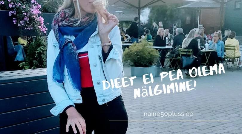 Dieet ei pea olema nälgimine. 7 peamist viga dieedi pidamisel ja kuidas neid vältida.