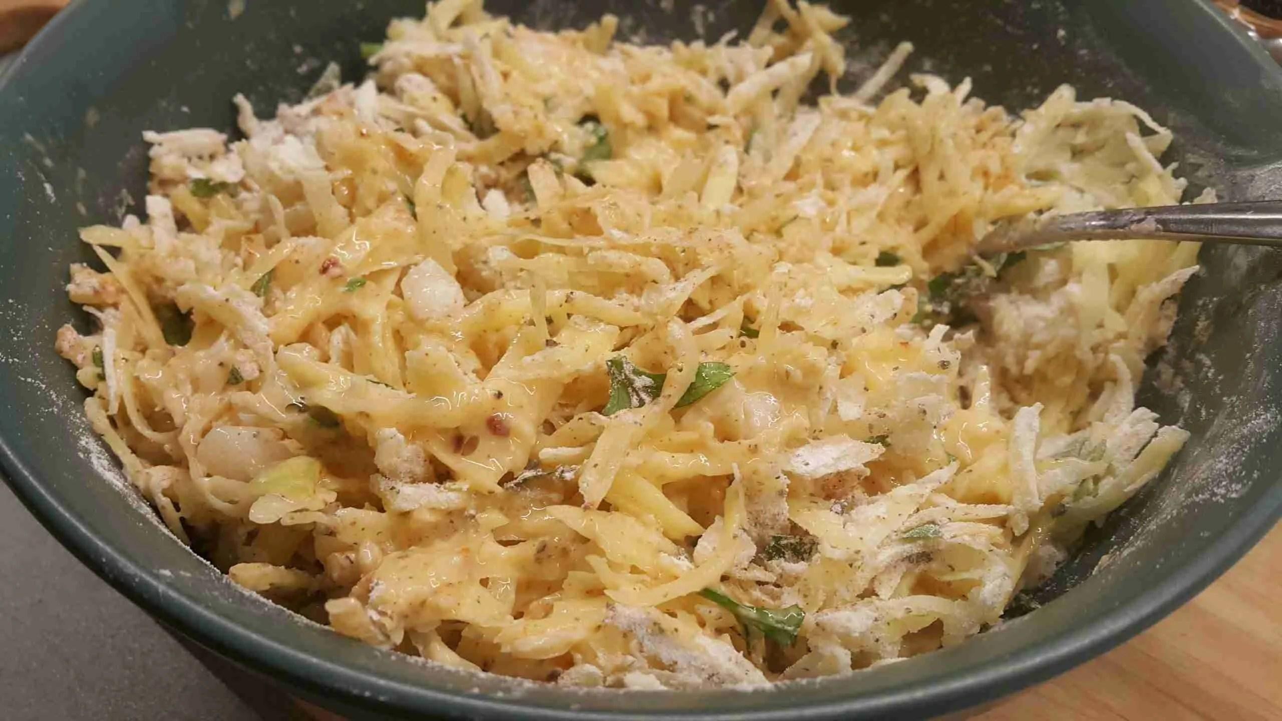 Kartuli-juustukotleid