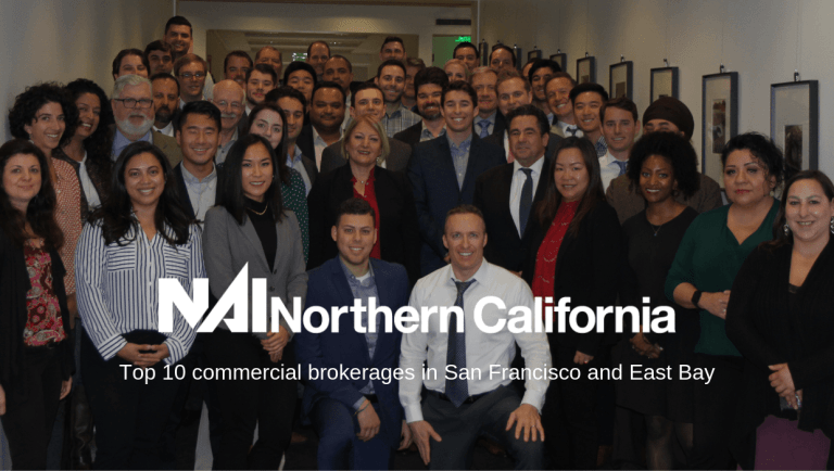 NAI Northern California, commercial real estate, San Francisco Bay Area