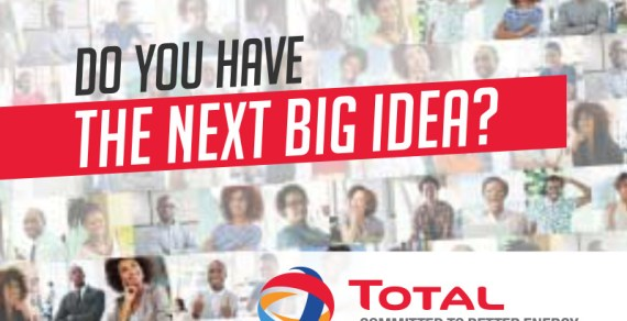 Total Nigeria Startupper of the Year Challenge for Young Entrepreneurs