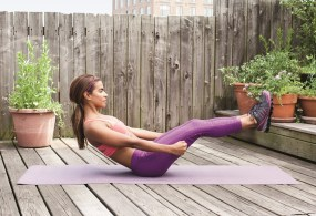 Get Flat Belly Quickly with these 7 Exercises at Home [VIDEO]