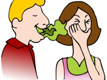 See Celebrities With Bad Breath!