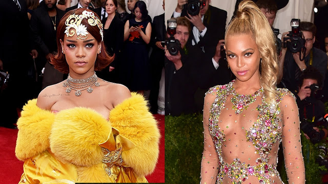 5 ways Rihanna is better than Beyonce