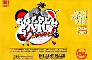gospel gang party