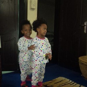 9ice Shows Off His Adorable Twins (photos)  Celebrities