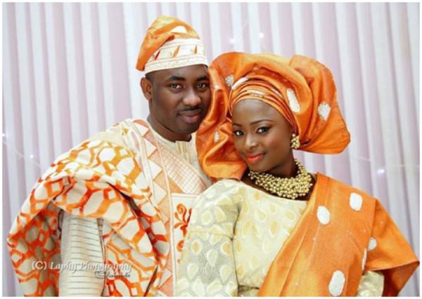 10 Beautiful African Traditional Wedding Attires