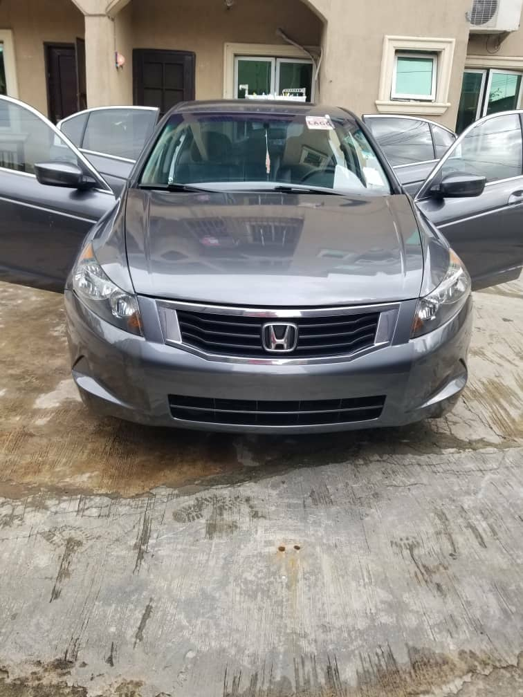2008 Honda Accord Custom : honda, accord, custom, Honda, Accord, Tokunbo, 2.650m, Autos, Nigeria