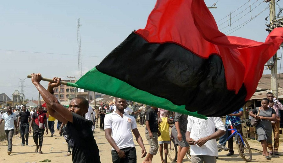IPOB orders removal of Nigerian flag in Southeast, declares sit-at-home on October 1 – Nairametrics