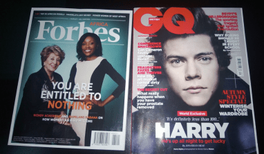 Nigerian Magazines Are Just Too Expensive, So Why Bother?
