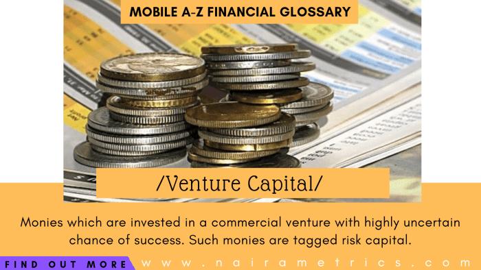 financial terminologies